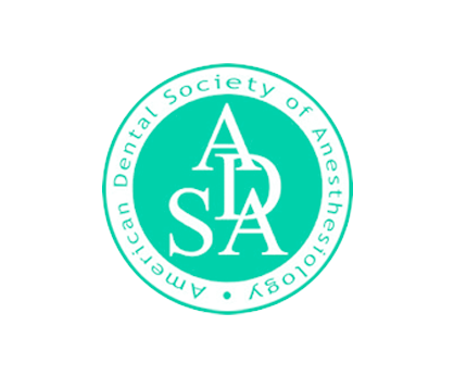 Member of American Dental Society of Anesthesiology